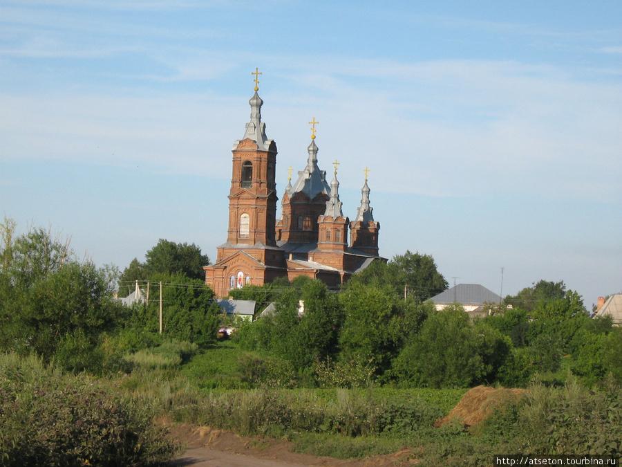 Мордово тамбовская область фото города