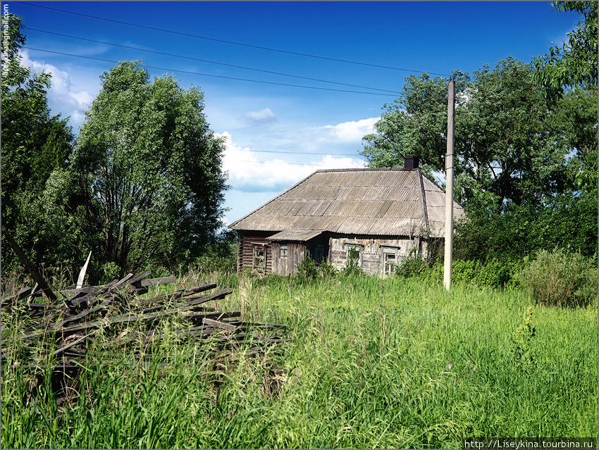 заброшеные деревни рязанской области фото если повезёт