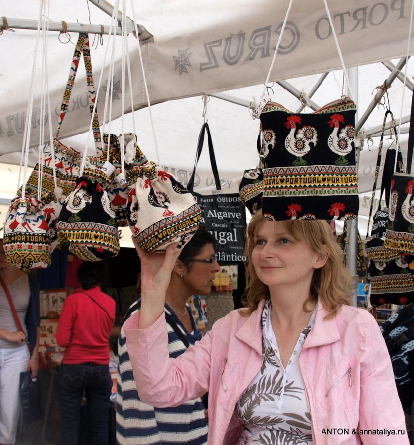 интернет-пользователи фото сувениров из португалии сервировка
